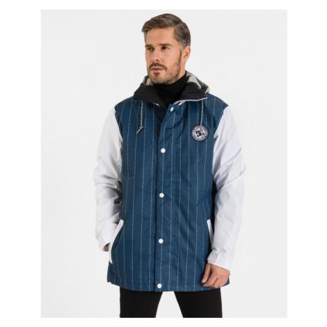 DC Jacket Blue White