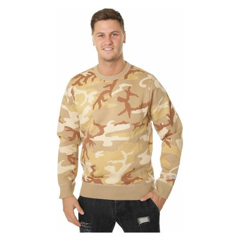 sweatshirt Nike SB Crew Icon Erdl - 248/Desert Ore/Parachute Beige - men´s