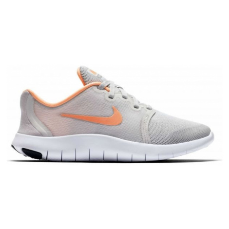 Nike FLEX CONTACT 2 grey - Children's running shoes
