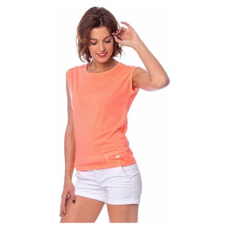 T-Shirt Heavy Tools Mitti - Sunset - women´s