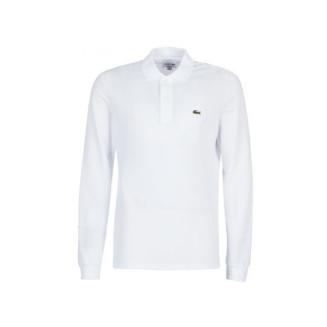 Lacoste L1312 men's Polo shirt in White