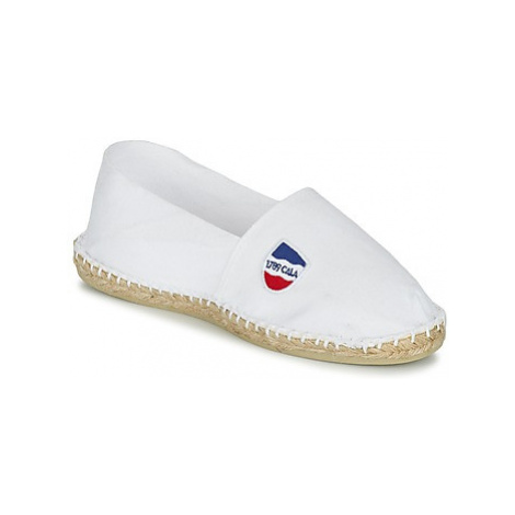 1789 Cala UNIE BLANC women's Espadrilles / Casual Shoes in White