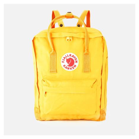 Fjallraven Kanken Backpack - Warm Yellow Fjällräven