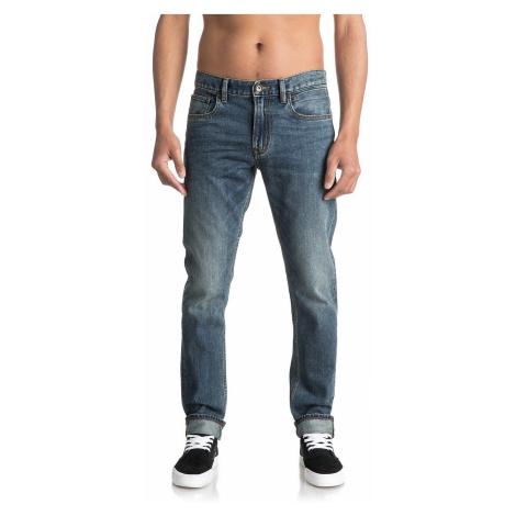 jeans Quiksilver Distorsion Medium Blue - BYGW/Medium Blue