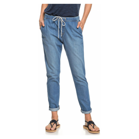 pants Roxy Beachy Denim - BGY0/Medium Blue - women´s