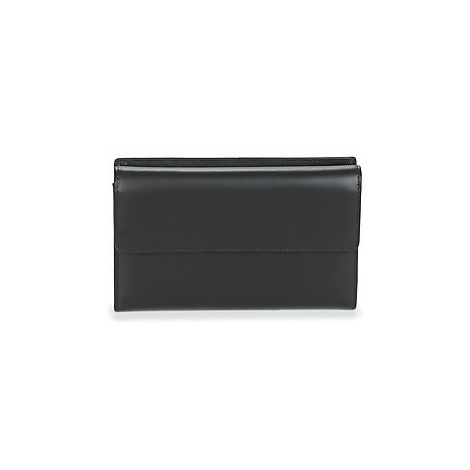Hexagona - women's Purse wallet in Black