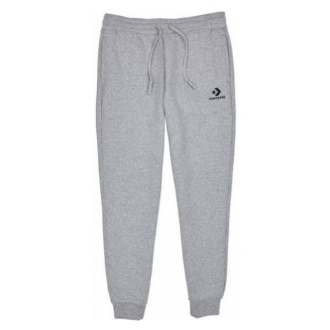 Converse STAR CHEVRON EMB PANT grey - Men's sweatpants