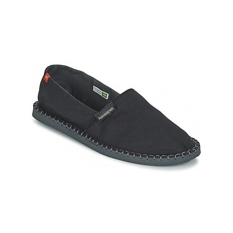 Havaianas ORIGINE III women's Espadrilles / Casual Shoes in Black