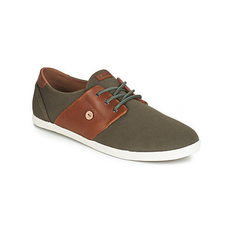Faguo CYPRESS men's Shoes (Trainers) in Green