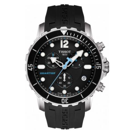 Mens Tissot Seastar 1000 Chronograph Watch T0664171705700
