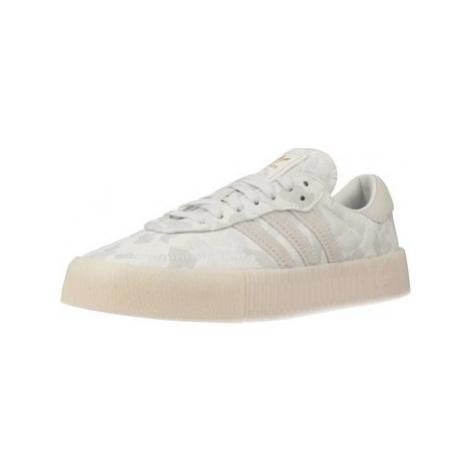 Adidas SAMBAROSE W women's Shoes (Trainers) in White
