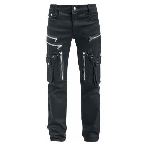 Vixxsin - Andre Pants - Pants - black