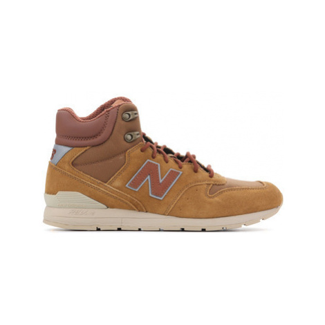 New Balance MRH996BR men's Shoes (High-top Trainers) in Brown