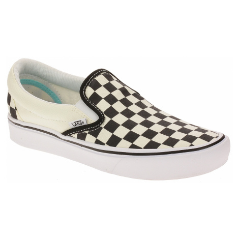 shoes Vans ComfyCush Slip-On - Classic/Checkerboard/True White