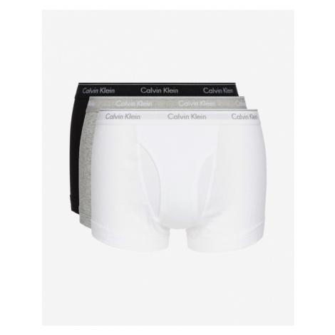 Calvin Klein Boxers 3 Piece Black White Grey