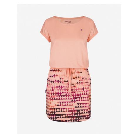 Loap Anasata Dress Pink