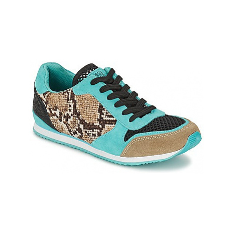 Colors of California RUN women's Shoes (Trainers) in Multicolour