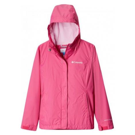 Columbia ARCADIA JACKET pink - Girls' jacket