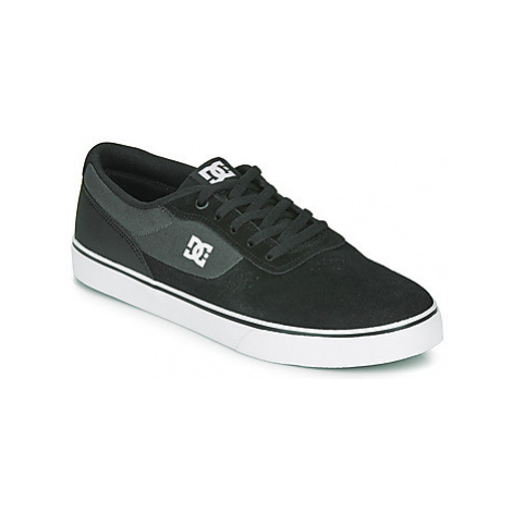DC Shoes SWITCH men's Shoes (Trainers) in Black