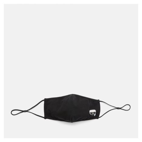 KARL LAGERFELD Women's K/Ikonik Facemask Set - Black