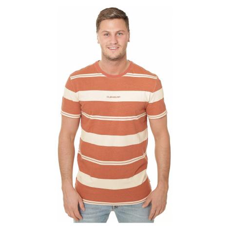 T-Shirt Quiksilver Maxed Hero - MNL3/Redwood Maxed Hero - men´s