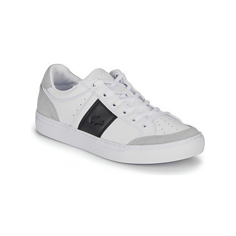 Lacoste COURTLINE 319 1 US men's Shoes (Trainers) in White