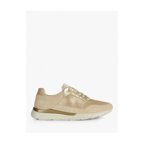 Geox Hiver Leather Trainers