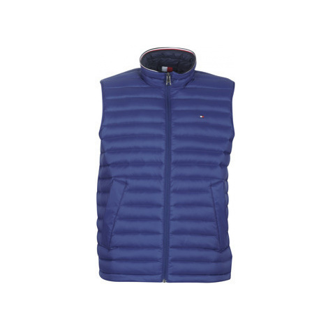 Tommy Hilfiger PACKABLE DOWN VEST men's Jacket in Blue