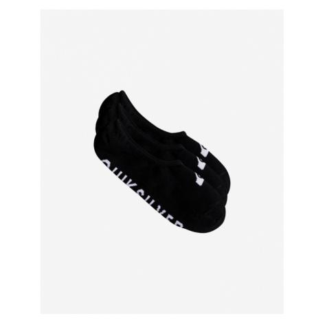 Quiksilver Set of 3 pairs of socks Black