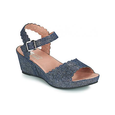 Mam'Zelle DOUGA women's Sandals in Blue