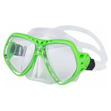 Green equipment for swimming and diving