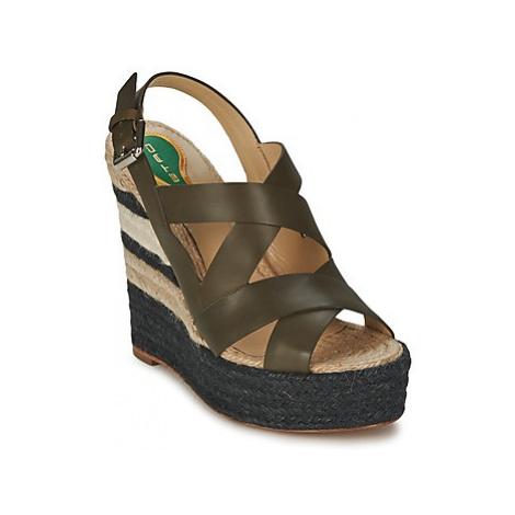 Etro 3948 women's Sandals in Brown