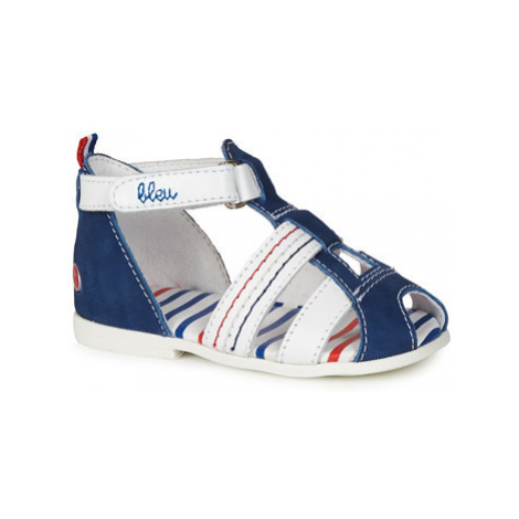 GBB COCORIKOO girls's Children's Sandals in Blue