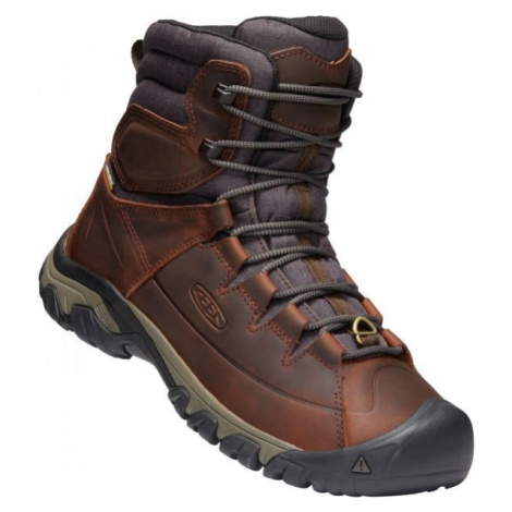 Keen TARGHEE LACE BOOT HIGH brown - Men's winter shoes