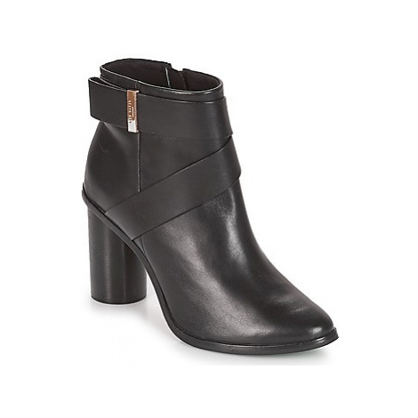 Ted Baker MATYNA women's Low Ankle Boots in Black