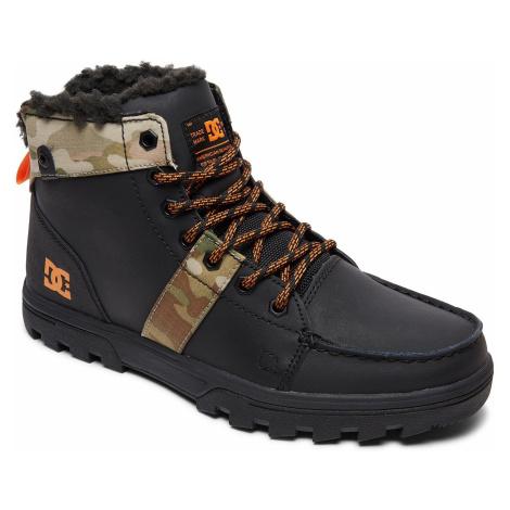 shoes DC Woodland - KMI/Black/Multi - men´s