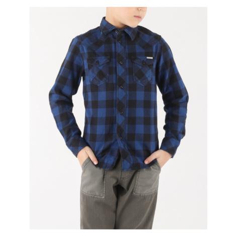Diesel Cornel Kids shirt Blue