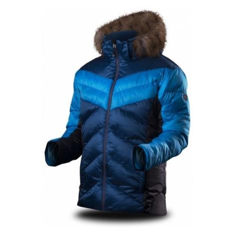 TRIMM MOON blue - Men's winter jacket