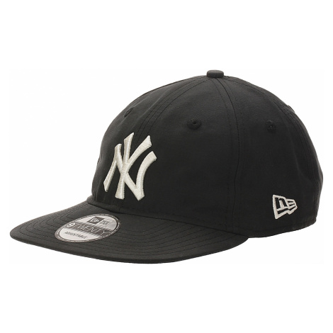 cap New Era 9T Lightweight Nylon Pack MLB New York Yankees - Black/White - men´s
