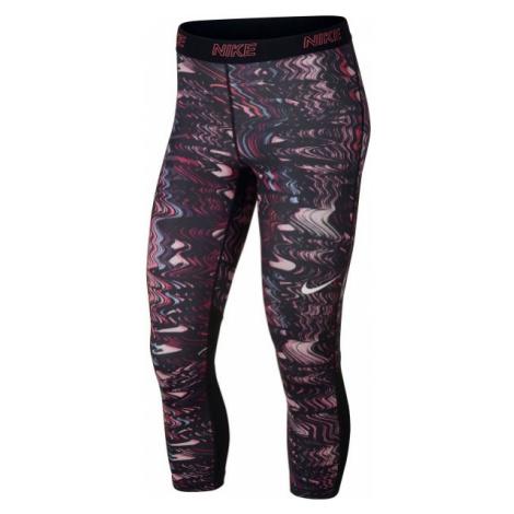 Nike VCTY CAPRI VNR black - Women's sports tights