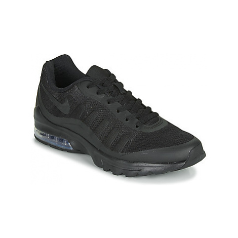 Nike AIR MAX INVIGOR men's Shoes (Trainers) in Black
