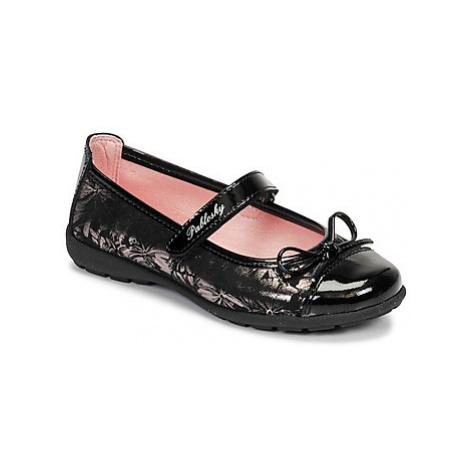 Pablosky 337119 girls's Children's Shoes (Pumps / Ballerinas) in Black
