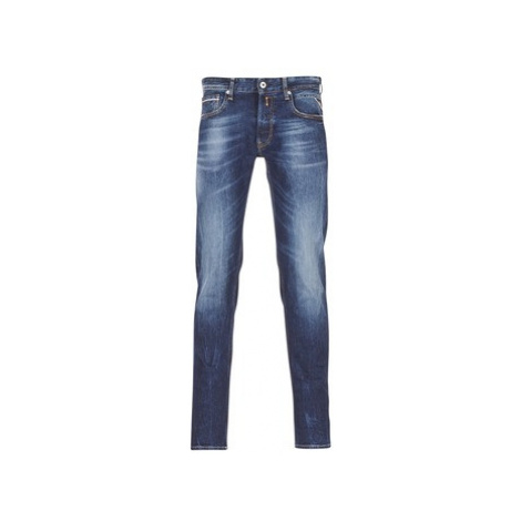 Replay GROVER men's Jeans in Blue