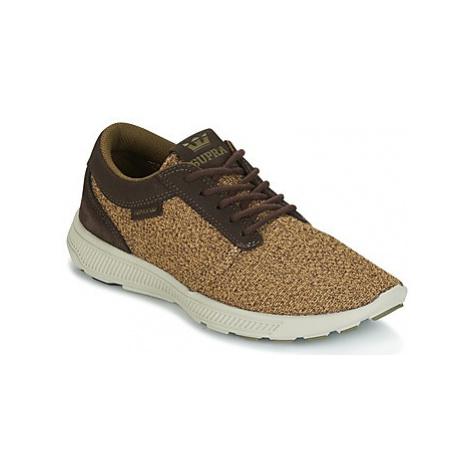 Supra HAMMER RUN men's Shoes (Trainers) in Brown