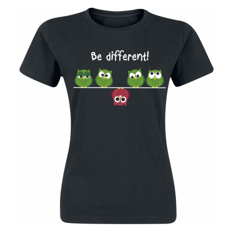 Be Different! T-Shirt black