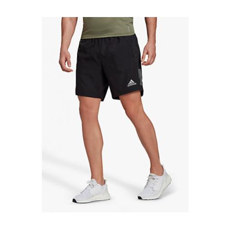 Adidas Own The Run 5 Shorts, Black