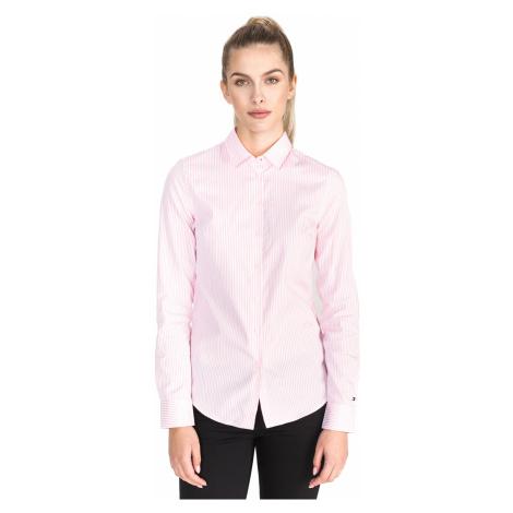 Tommy Hilfiger Essential Shirt Pink Beige