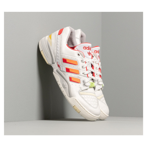 adidas Torsion Comp Crystal White/ Signature Coral/ Glow Red