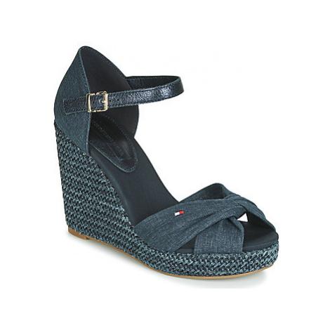Tommy Hilfiger ELENA 3C1 women's Sandals in Blue