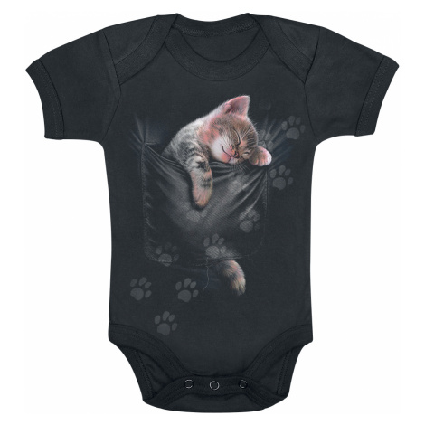 Spiral - Pocket Kitten - Body - black